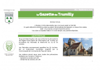 La gazette de Trumilly 2