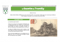 La gazette de Trumilly n°3 12.20